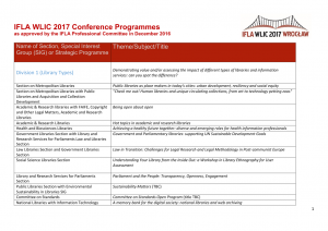 Programme-2017
